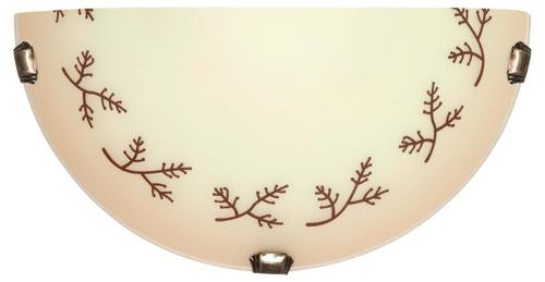 Klasické nástenné svietidlo K1 Haga
