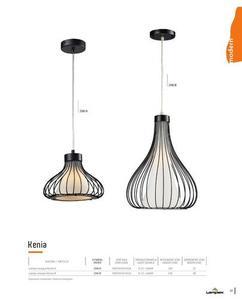Moderná Keňa Závesná lampa small 4