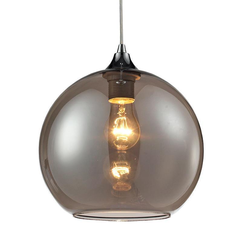 Moderná závesná lampa Bolla C