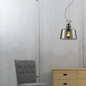 Moderné závesné svietidlo Bolla D small 5