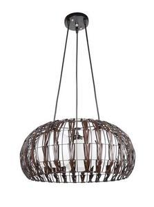 Dizajnová závesná lampa Atol 3 small 0