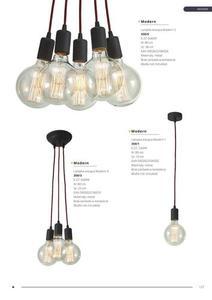Moderná závesná lampa Modern 5 small 3