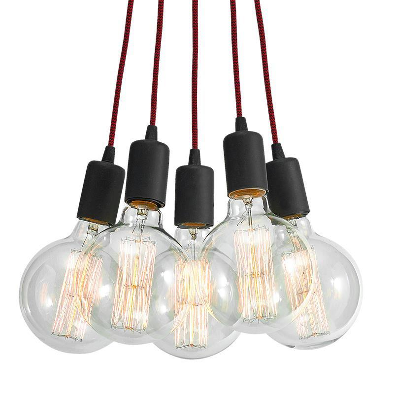Moderná závesná lampa Modern 5
