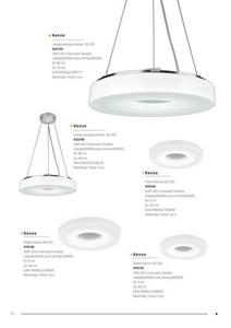Dizajnérske stropné svietidlo Kenzo 48 small 2