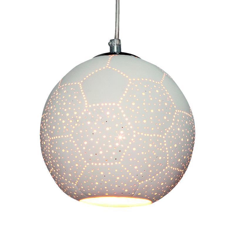 Moderná závesná lampa Melba D