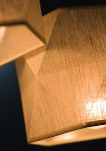 Klasické nástenné svietidlo Twister small 1