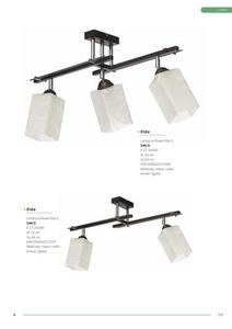 Klasická stropná lampa Elda 2 small 2