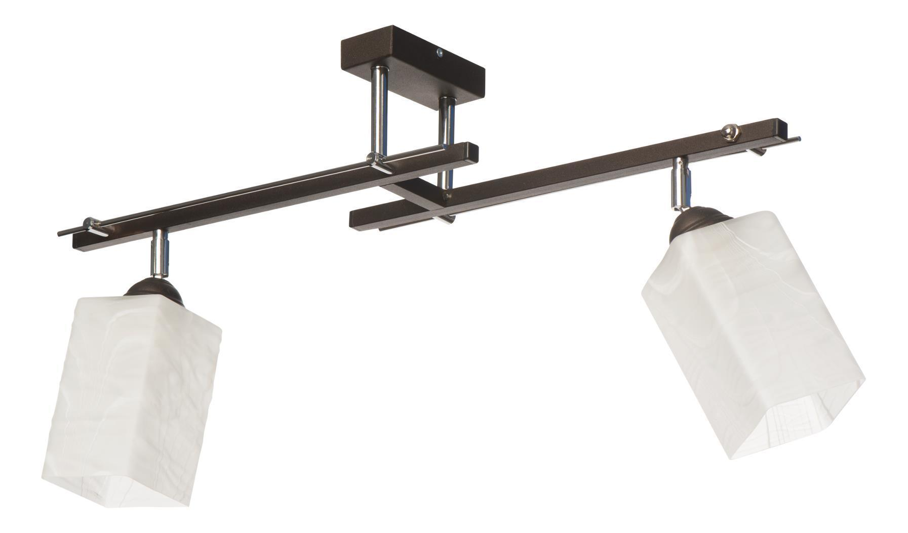 Klasická stropná lampa Elda 2
