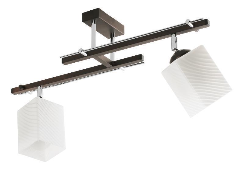 Klasická stropná lampa Elda 2 A