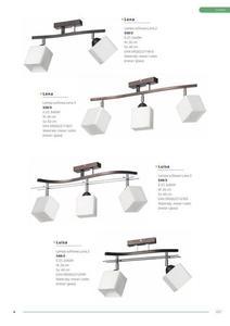Klasická stropná lampa Luisa 2 small 1