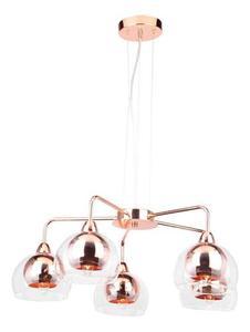 Dizajnové závesné svietidlo Cirta 5 small 0