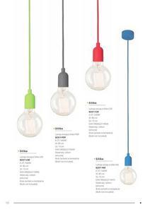 Moderná závesná lampa Siliko Tur small 2