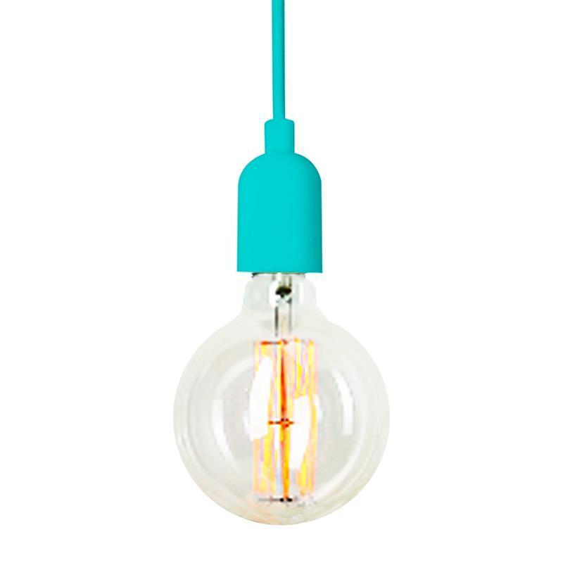 Moderná závesná lampa Siliko Tur