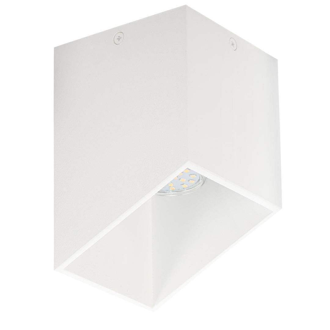 Moderné stropné svietidlo Rubik White