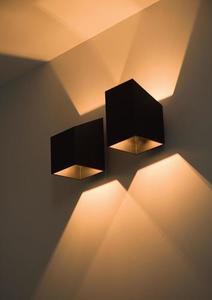 Moderné stropné svietidlo Rubik S White small 2