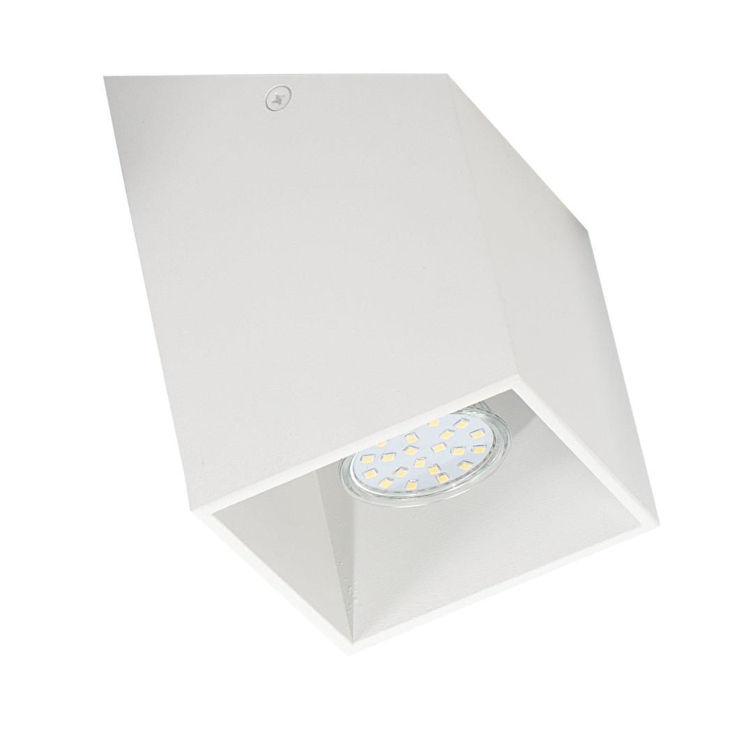 Moderné stropné svietidlo Rubik S White
