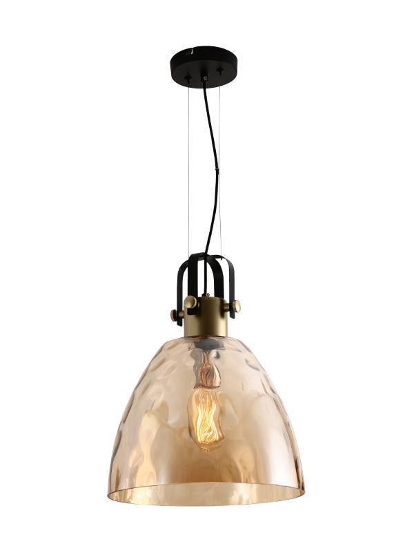 Dizajnová závesná lampa Lucio