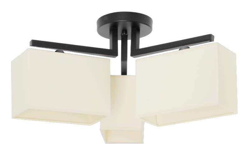 Klasická stropná lampa z jazmínu