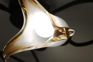Klasická stropná lampa Major 3 small 3