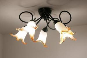 Klasická stropná lampa Noa 5 small 2