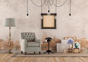 Dizajnová závesná lampa Ragno 5 small 2