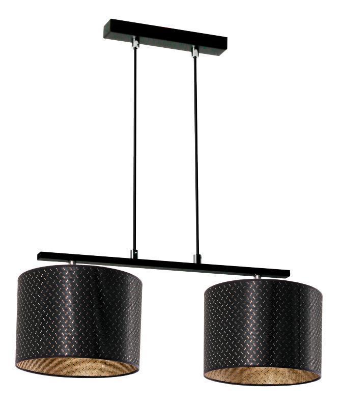 Dizajnová závesná lampa Ares 2