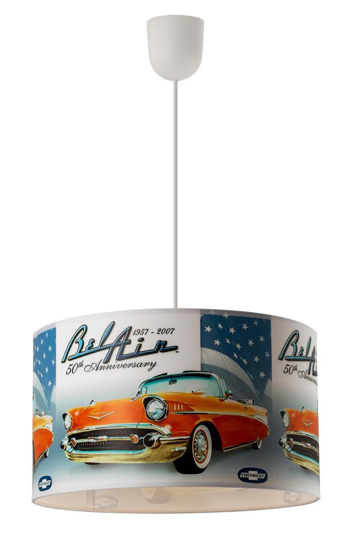 Lampo Detská závesná lampa Bel Air