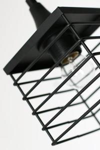 Dizajnová závesná lampa Verox 1 small 1