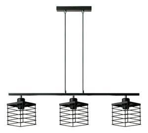 Dizajnová závesná lampa Verox 3 small 1