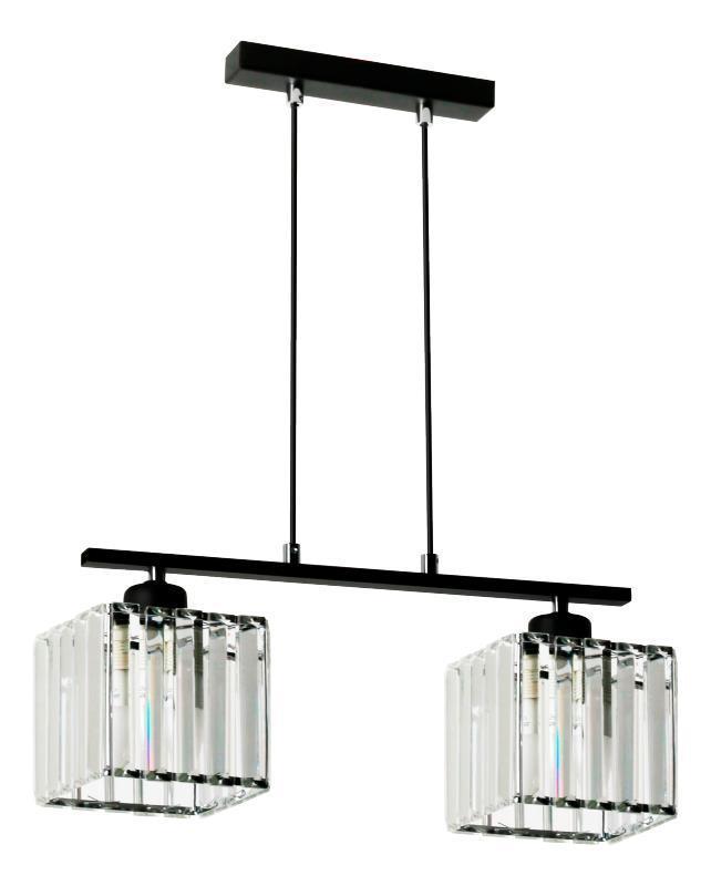 Závesná lampa Glamour Andrea 2
