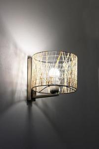 Škandinávska nástenná lampa Boho small 1