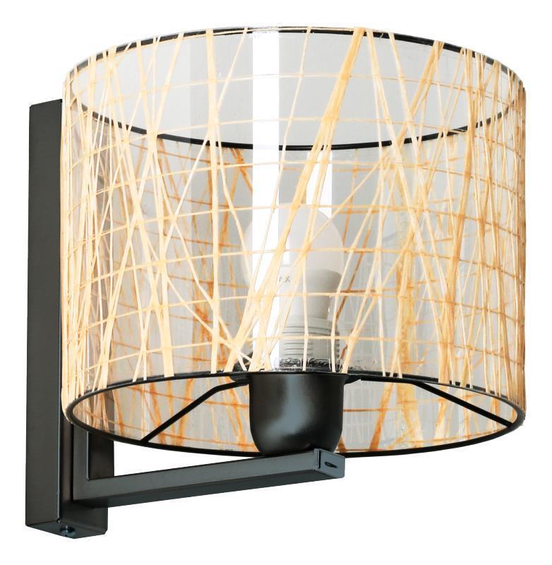 Škandinávska nástenná lampa Boho