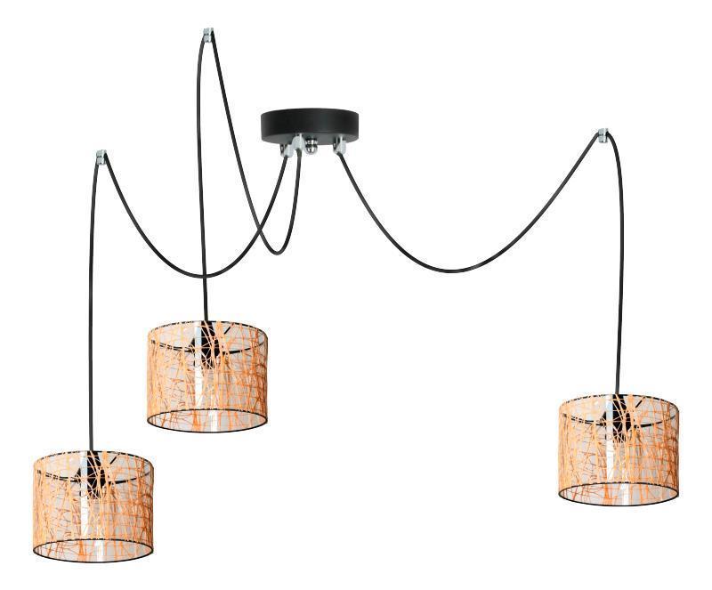 Moderná závesná lampa Boho Z3