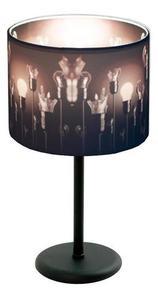 Minimalistická lampa Little Isis small 1