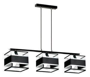 Elegantná závesná lampa Selene 3 small 0