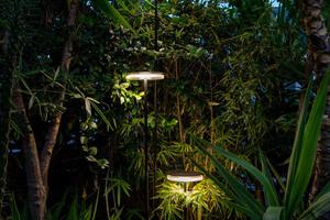Prenosná lampa Platek - NAIL LED 3000K 93 ° small 5