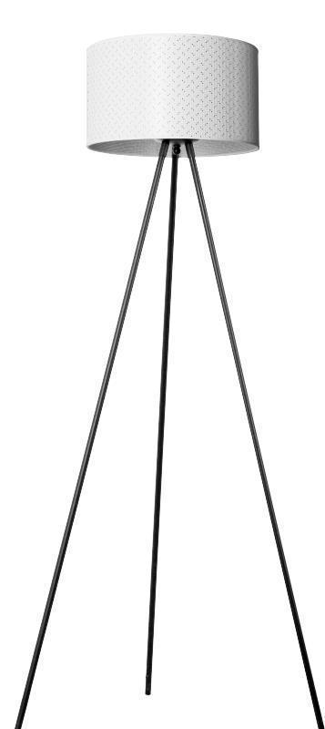 Elegantná podlahová lampa Heos B.