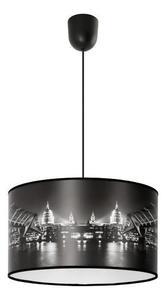 Moderná závesná lampa Metropolis small 0
