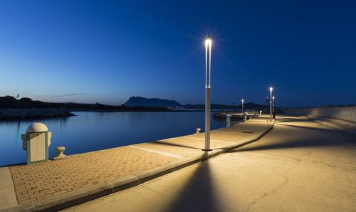 Záhradné svietidlo Platek - TRIS COB LED 3000K