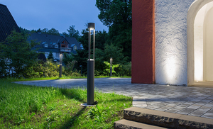 Záhradné svietidlo Platek - TRIS COB LED 3000K small 5