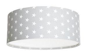 Šedé stropné svietidlo Luminance do detskej izby s LED žiarovkami E27 60W small 0