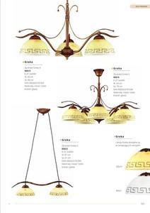 Retro grécka prívesková lampa 1 small 1