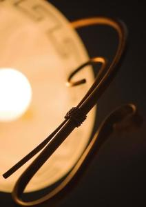 Retro grécka prívesková lampa 1 small 3