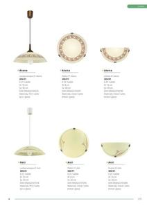 Klasické stropné svietidlo P1 Asti small 1