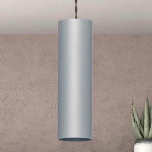 Moderná závesná lampa Rollg 2 šedá small 1
