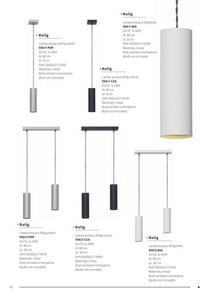 Moderná závesná lampa Rollg 2 šedá small 3