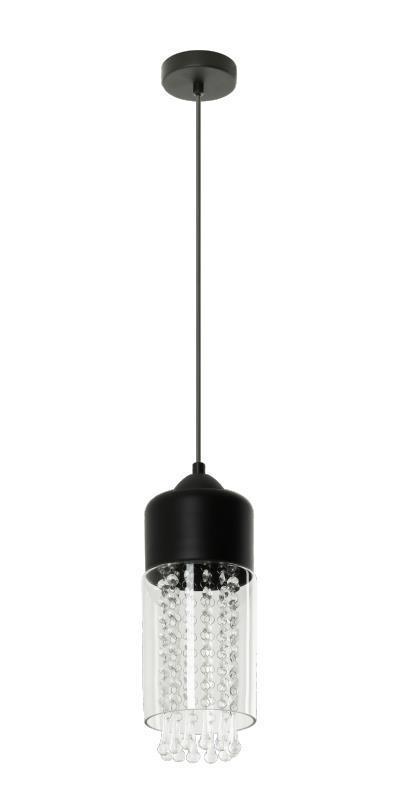 Dizajnová závesná lampa Kryspin 1