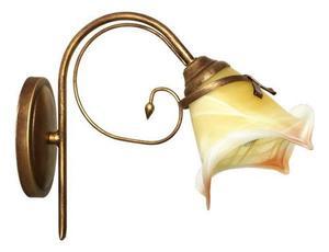 Klasická nástenná lampa na mašľu small 1