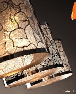 Moderná závesná lampa Brillante 1 B small 2