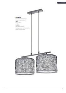 Moderná závesná lampa Brillante 2 small 4